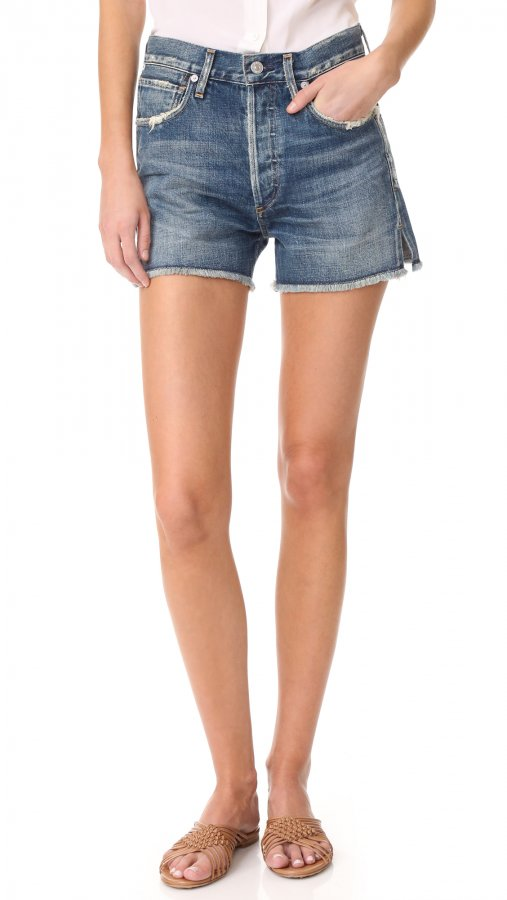 Alyx Classic High Rise Shorts