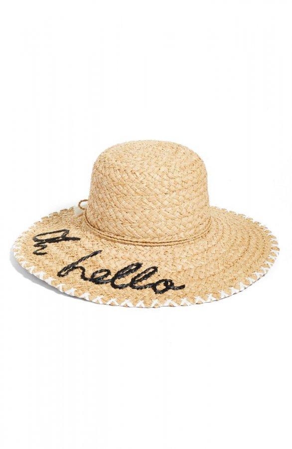 oh hello sun hat