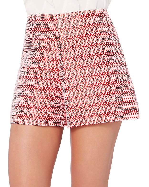 Nelly Tweed Shorts