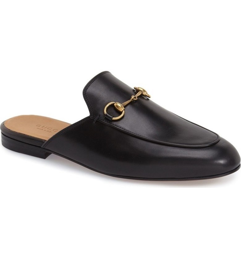 Princetown Loafer Mule