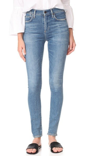 Rocket High Rise Skinny Sculpt Jeans