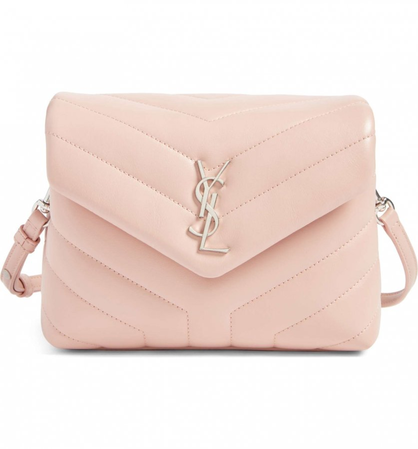 Toy LouLou Calfskin Leather Crossbody Bag