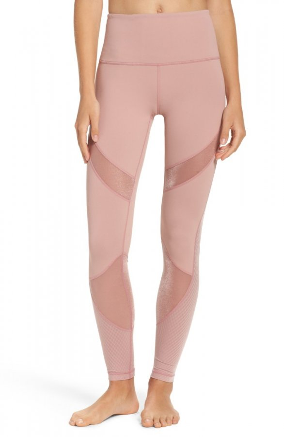 Knock Out High Waist Leggings