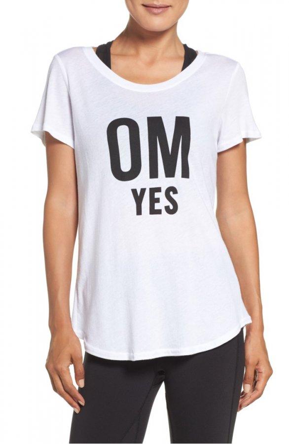 Om Yes Tee