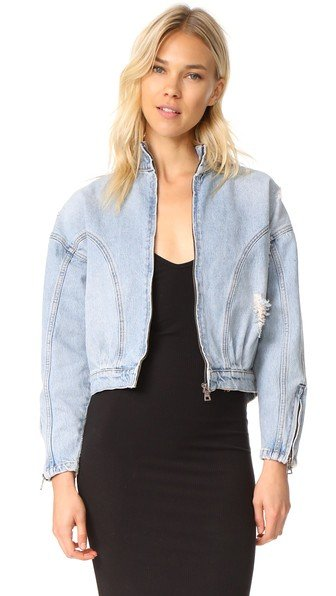 Gaby Denim Jacket