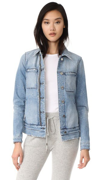 Rene Denim Jacket