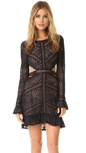 Emerie Cutout Dress