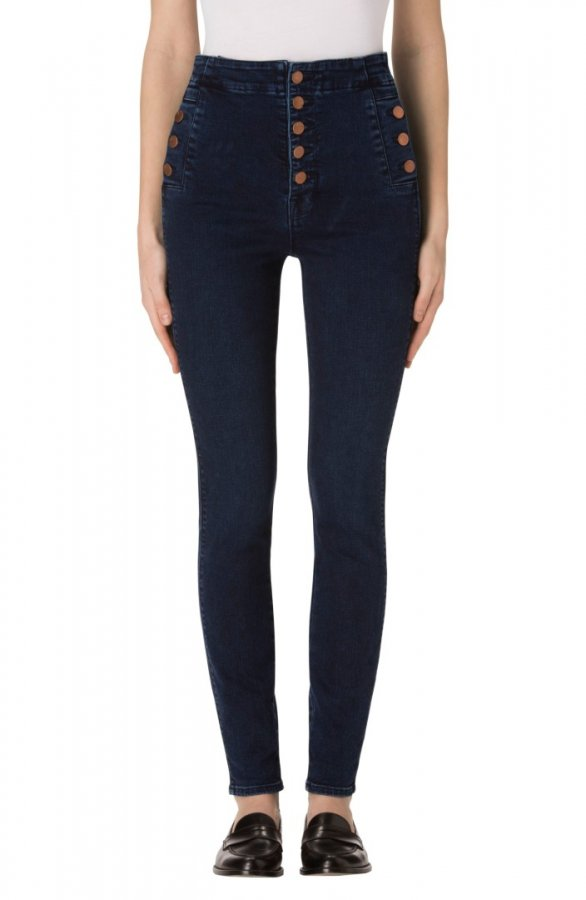 Natasha Sky High High Waist Skinny Jeans