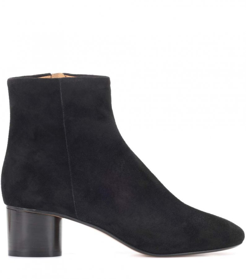 Danay suede ankle boots