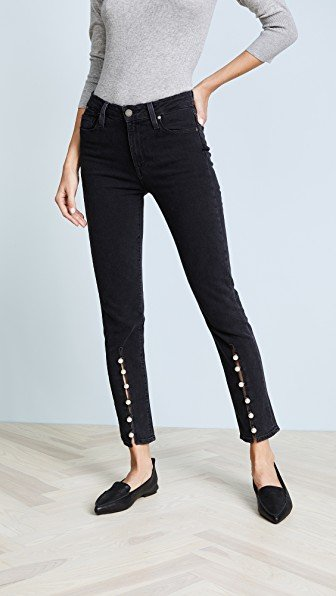 Julie Straight Leg Jeans