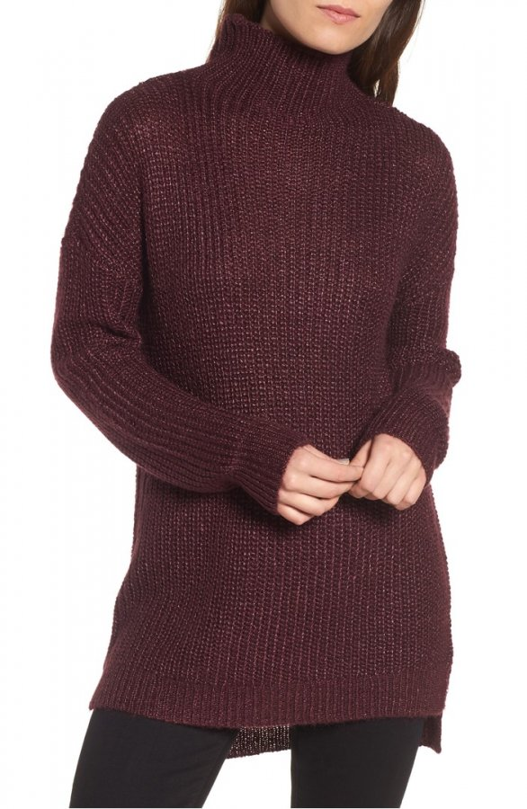 Rib Knit Sweater
