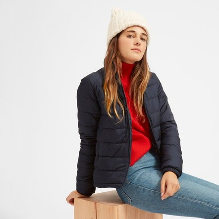 The Lightweight Puffer Jacket