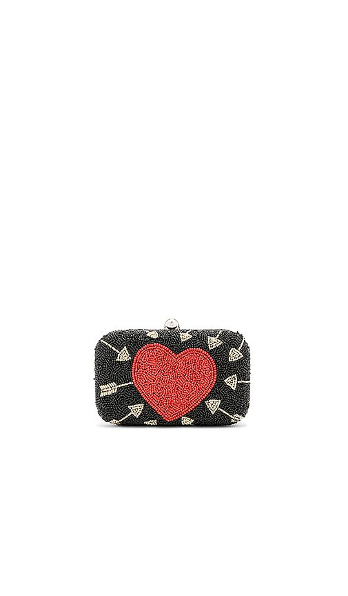 Cupid Box Clutch