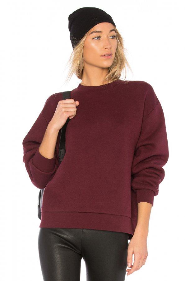 Dense Fleece Pullover