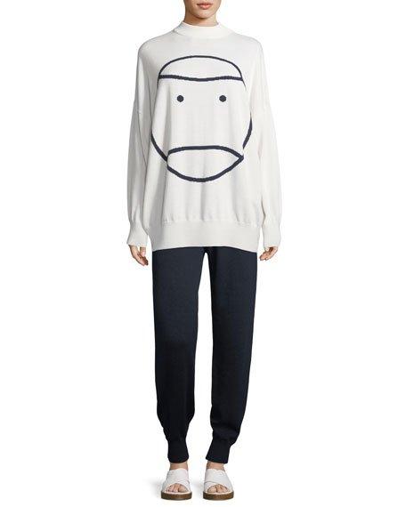 Little Grumps Performance Merino Oversized Sweater