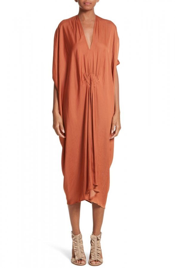 Cornejo Drape Drift Dress