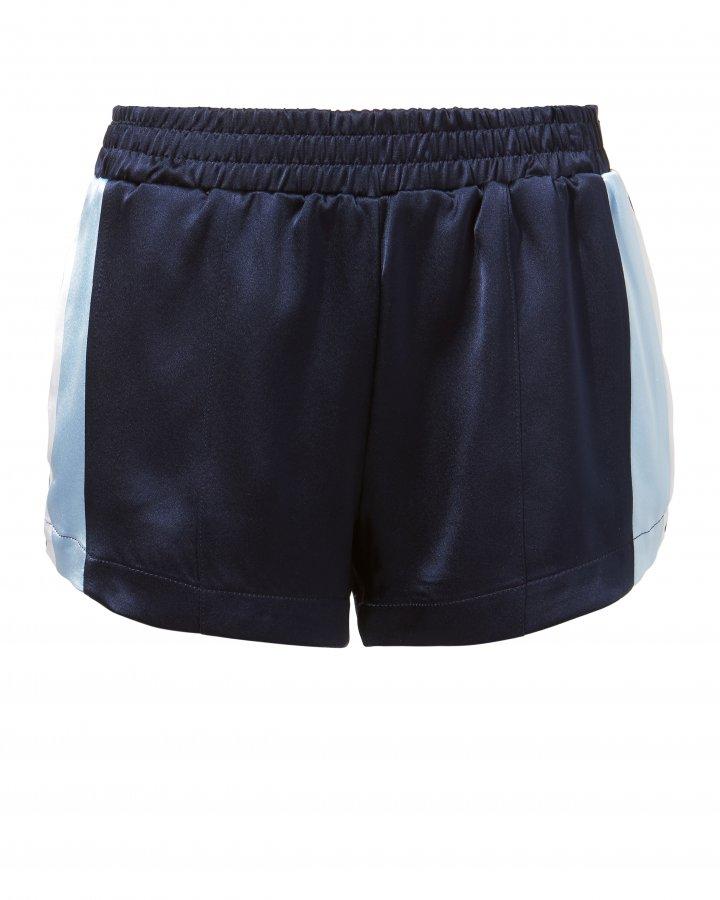Striped Running Shorts