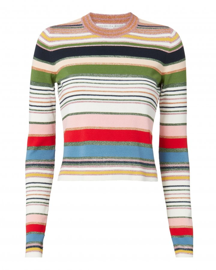 Palma Multi Stripe Sweater
