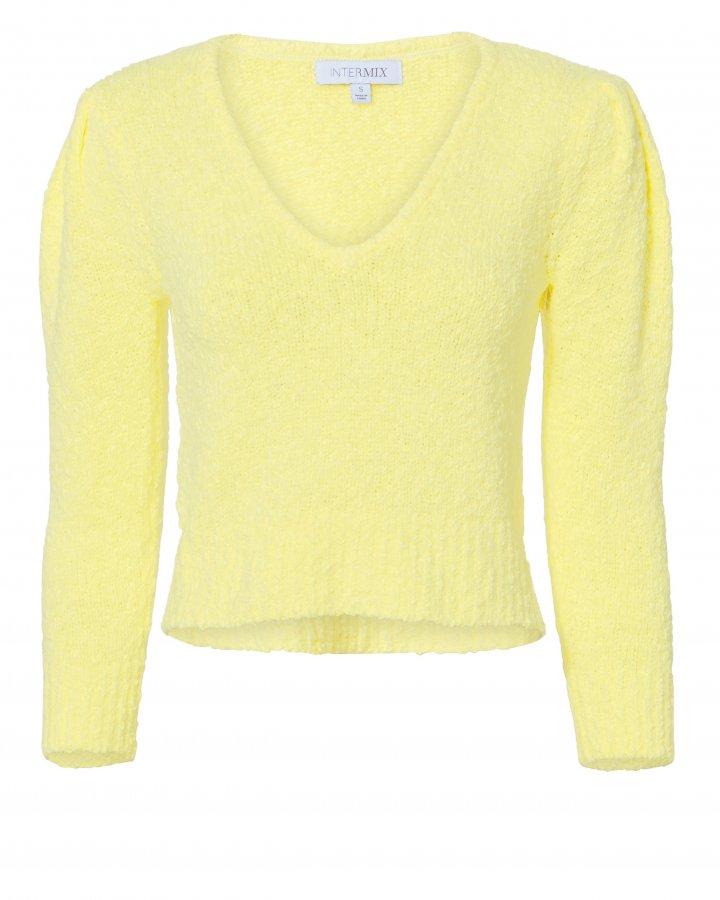 Janice Cropped Sweater
