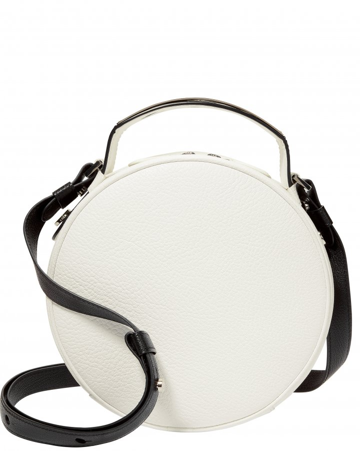 Le Tambour Circle Shoulder Bag