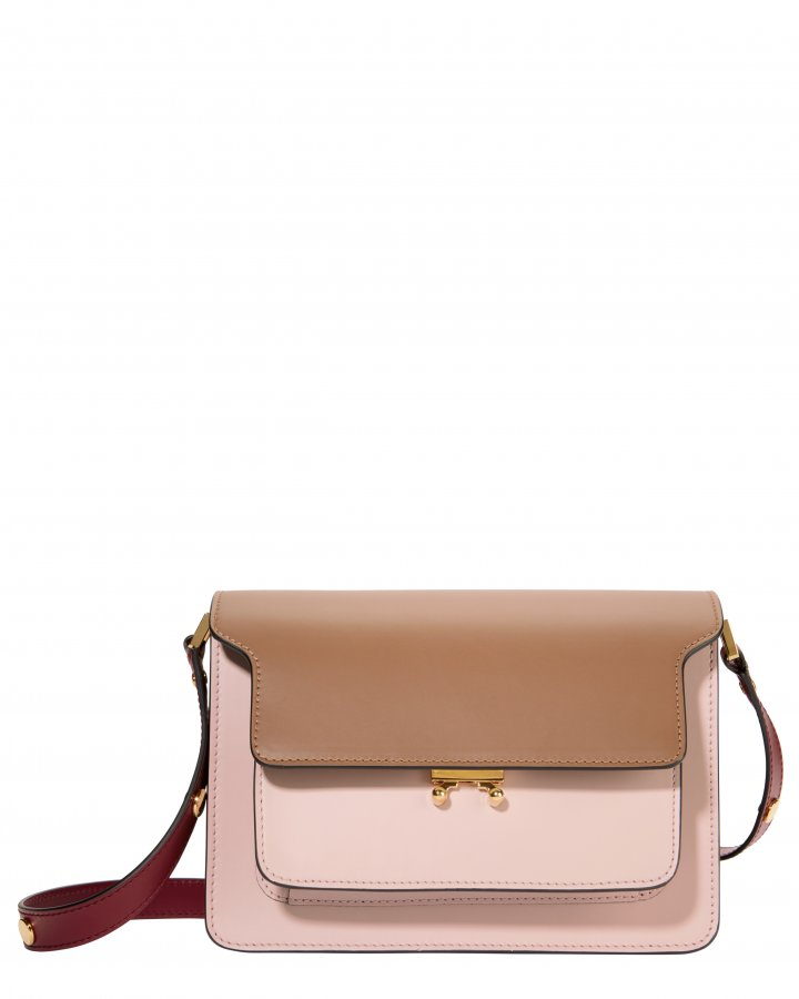 Trunk Colorblocked Bag