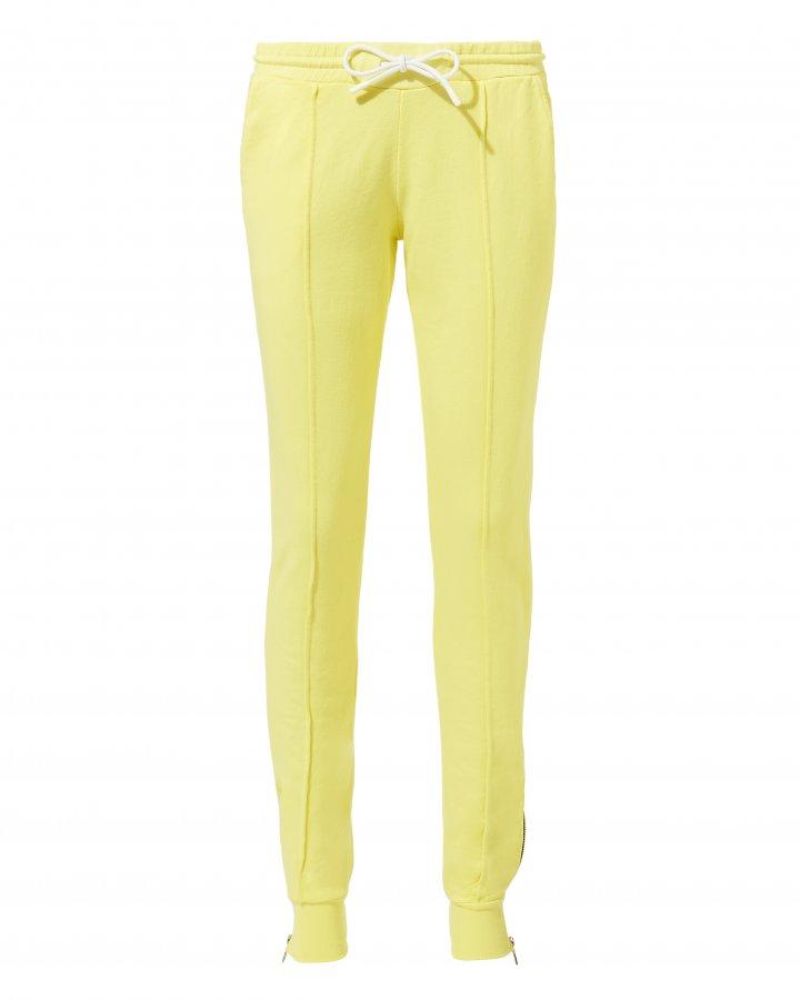 Milan Pastel Lemon Joggers