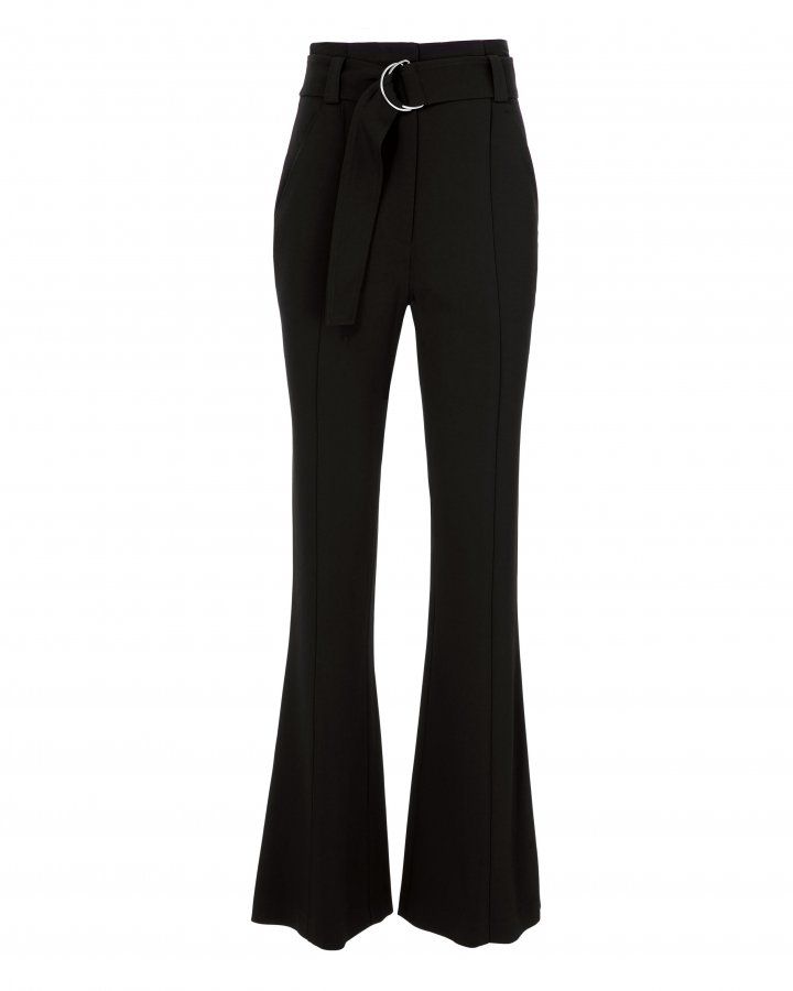 Foster Belted Wide Leg Pants