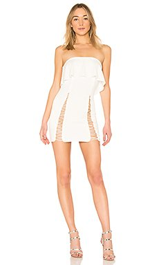 Caia Dress in Ivory