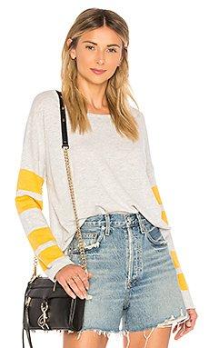 Melina Sweater in Vapor & Sunshine