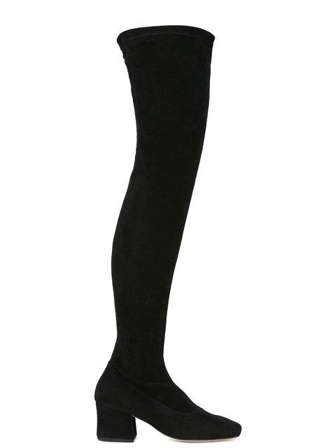 Dorateymur Sybil Leek Over-the-knee Boots - Farfetch