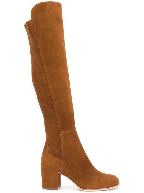 Stuart Weitzman Alljack Knee Boots - Farfetch