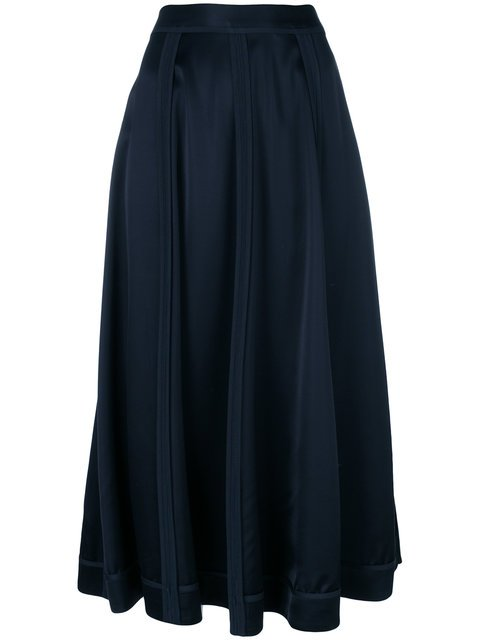 Maison Flaneur Mid-length Full Skirt - Farfetch