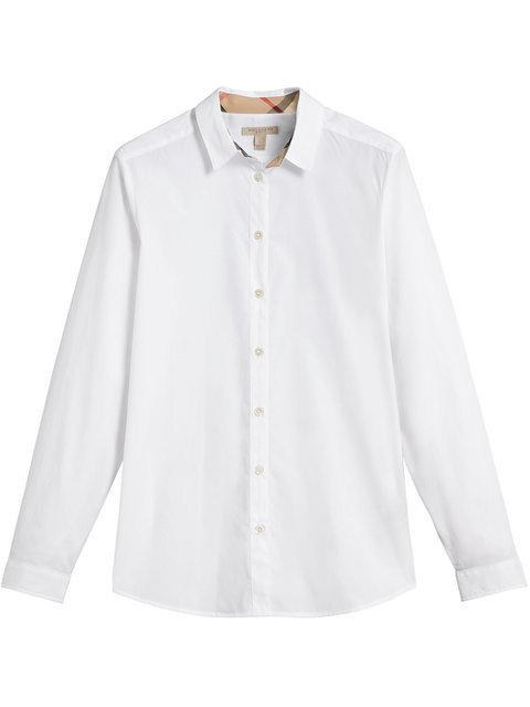 Burberry Classic Long-sleeved Shirt - Farfetch