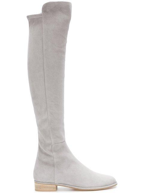 Stuart Weitzman All Good Knee High Boots - Farfetch