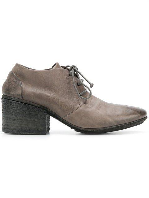 Marsèll Chunky Heel Short Boots - Farfetch