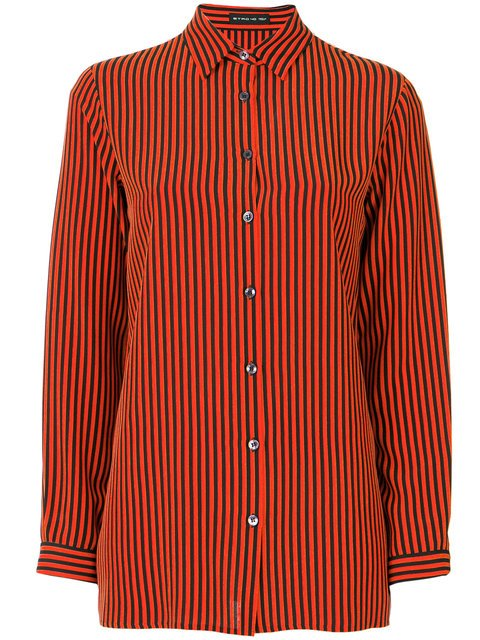 Etro Classic Fitted Blouse - Farfetch