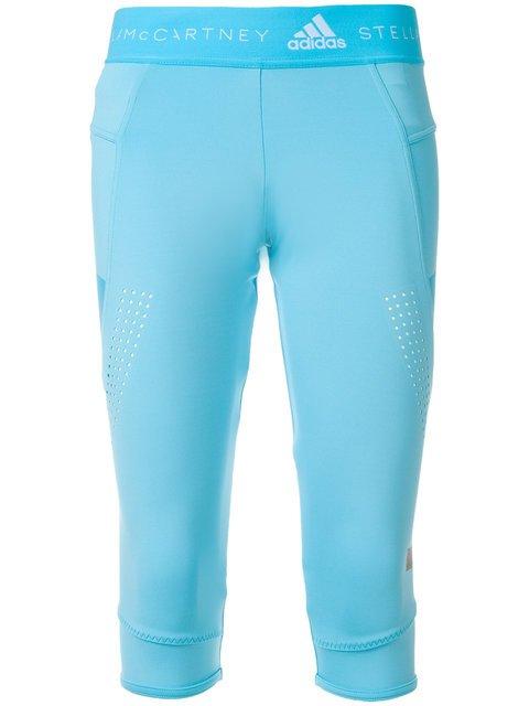 Adidas By Stella Mccartney Run 3/4 Leggings - Farfetch
