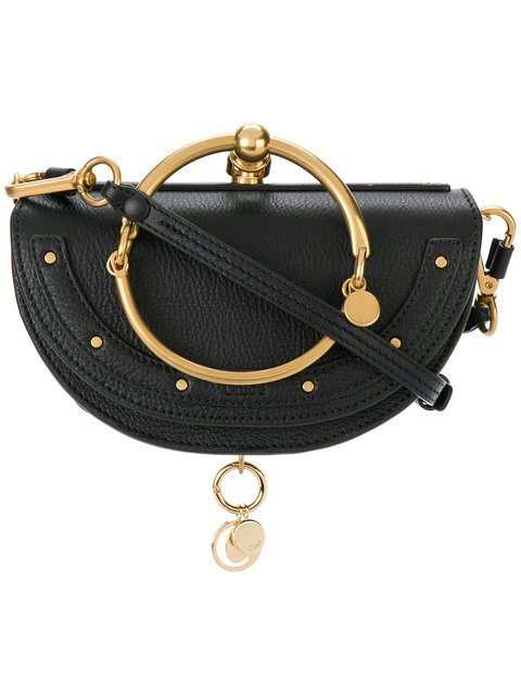 Chloé Nile Mini Minaudiere Clutch Bag - Farfetch