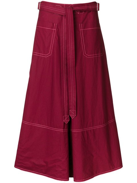 Marni A-line Skirt - Farfetch