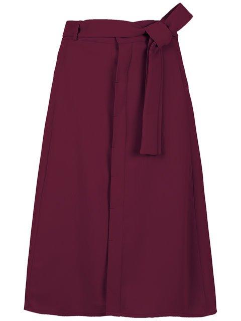 Egrey Drawstring Midi Skirt - Farfetch