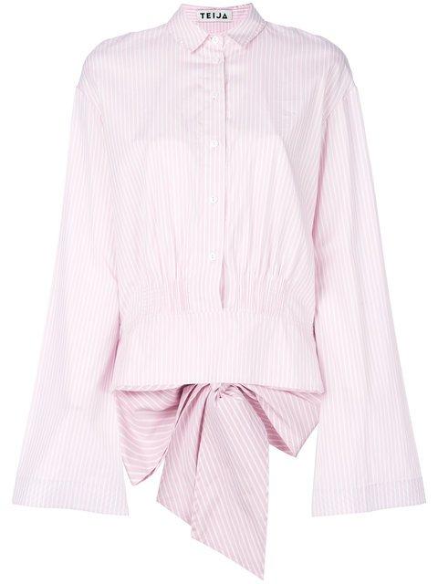Teija Peplum Shirt  - Farfetch
