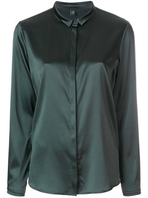 Eleventy Thin Collar Shirt - Farfetch