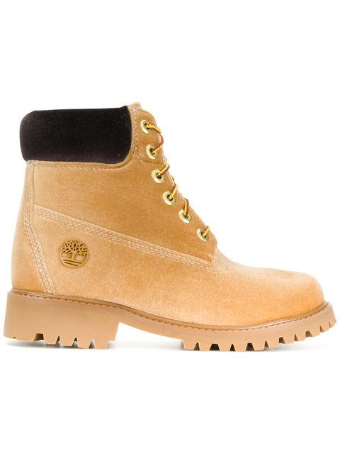 Off-White Timberland Boots - Farfetch