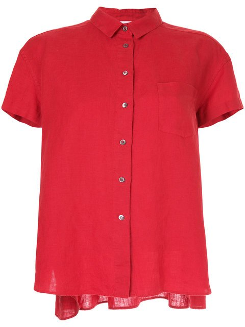 Aspesi Shortsleeved Button Shirt - Farfetch