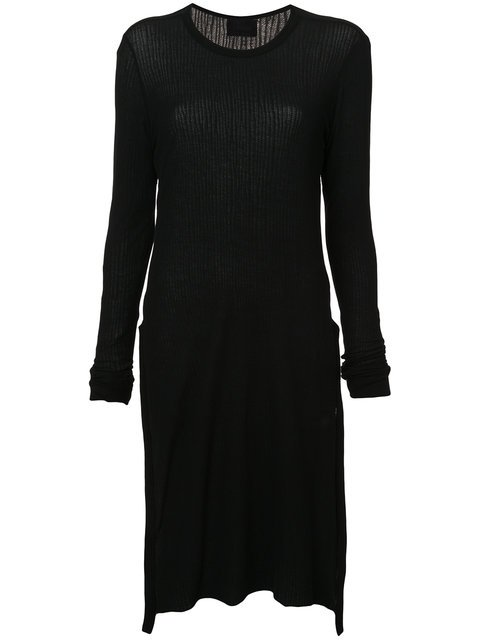 Lost & Found Ria Dunn Side Slit Tunic - Farfetch