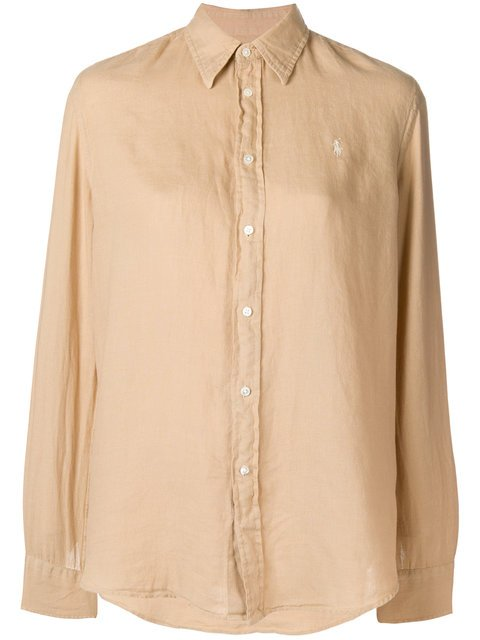 Polo Ralph Lauren Longsleeved Shirt - Farfetch
