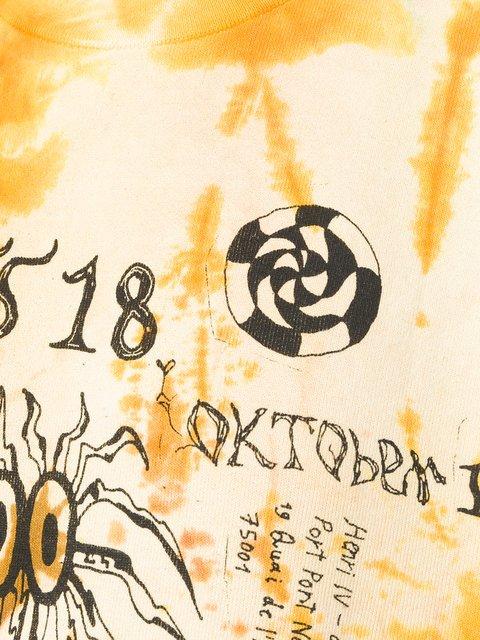 Ottolinger Tie-dye Print Sweatshirt - Farfetch