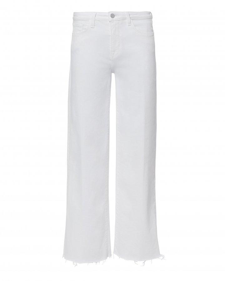 Danica Wide Leg Cropped Jeans