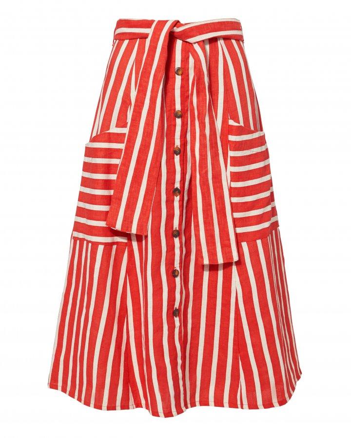Gonzales Midi Skirt