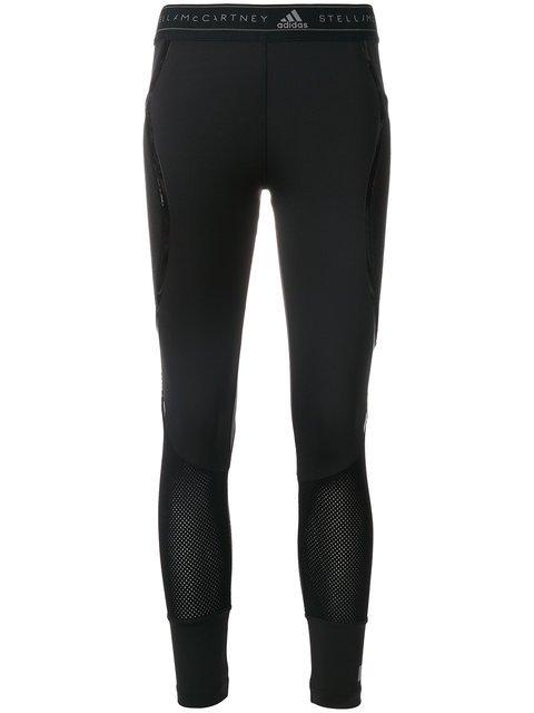 Adidas By Stella Mccartney Running Tights - Farfetch